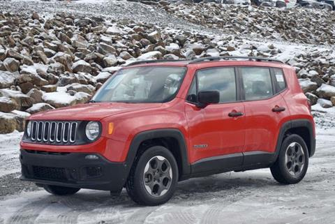 2015 Jeep Renegade for sale in Naugatuck, CT