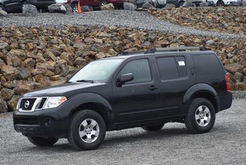 2012 Nissan Pathfinder For Sale >> 2012 Nissan Pathfinder For Sale In Naugatuck Ct