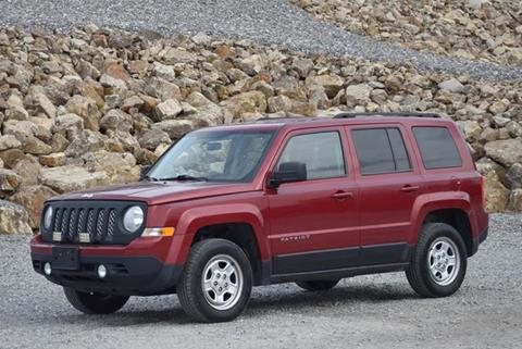 2014 Jeep Patriot for sale in Naugatuck, CT