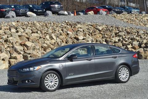 2016 Ford Fusion Energi for sale in Naugatuck, CT