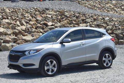 2017 Honda HR-V for sale in Naugatuck, CT
