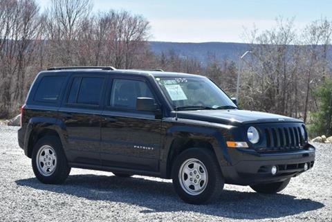 2017 Jeep Patriot for sale in Naugatuck, CT