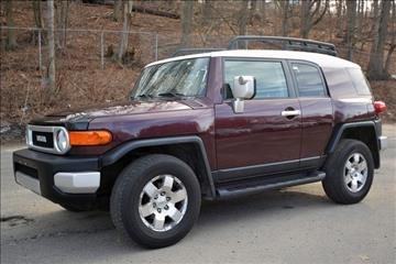 2007 Toyota FJ Cruiser for sale in Naugatuck, CT