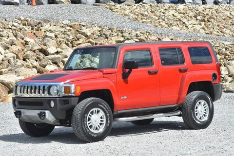 2008 HUMMER H3 for sale in Naugatuck, CT