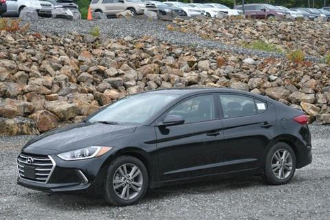 2018 Hyundai Elantra for sale in Naugatuck, CT