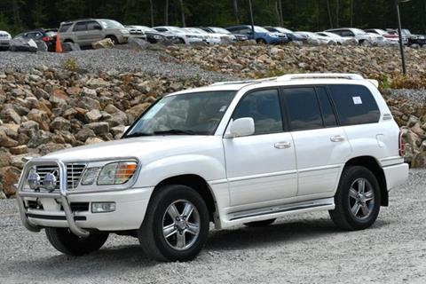 2006 Lexus LX 470 for sale in Naugatuck, CT