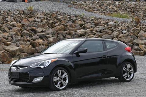 2016 Hyundai Veloster for sale in Naugatuck, CT