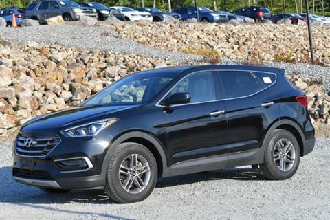 2017 Hyundai Santa Fe Sport for sale in Naugatuck, CT