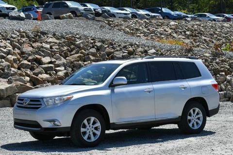2012 Toyota Highlander For Sale >> 2012 Toyota Highlander For Sale In Naugatuck Ct