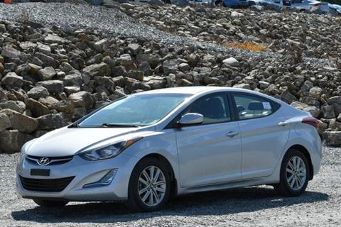 2016 Hyundai Elantra for sale in Naugatuck, CT