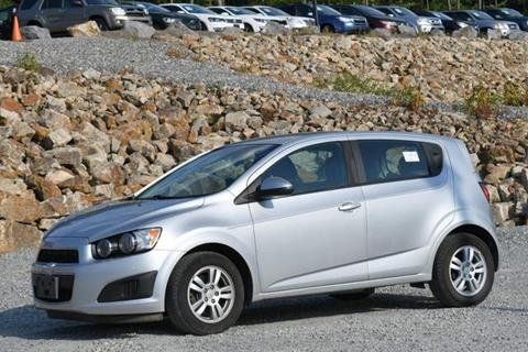2012 Chevrolet Sonic for sale in Naugatuck, CT