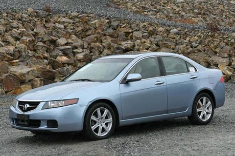 2004 Acura TSX for sale in Naugatuck, CT