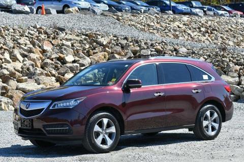2014 Acura MDX for sale in Naugatuck, CT