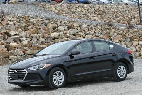 2017 Hyundai Elantra for sale in Naugatuck, CT