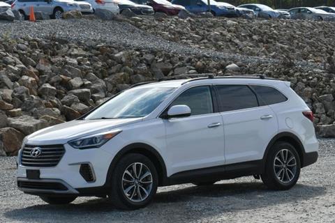2017 Hyundai Santa Fe for sale in Naugatuck, CT
