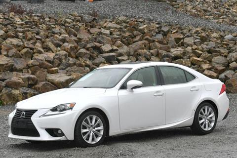 2016 Lexus IS 300 for sale in Naugatuck, CT