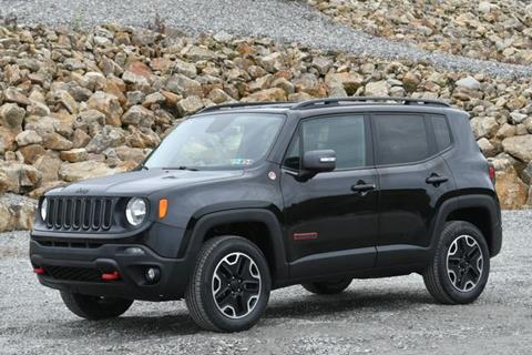 2017 Jeep Renegade for sale in Naugatuck, CT