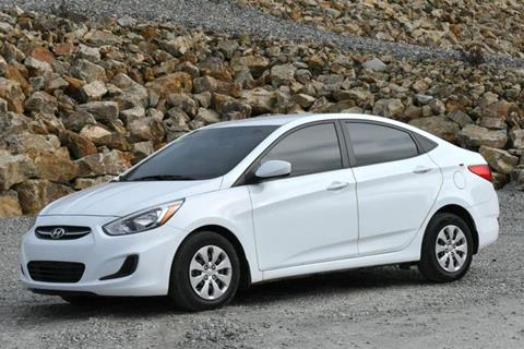 2016 Hyundai Accent for sale in Naugatuck, CT