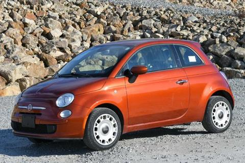 2013 FIAT 500 for sale in Naugatuck, CT
