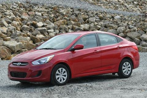 2017 Hyundai Accent for sale in Naugatuck, CT