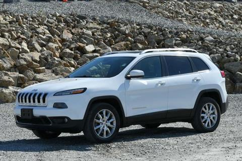 2015 Jeep Cherokee for sale in Naugatuck, CT