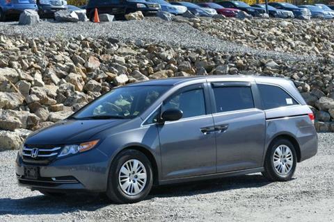 2015 Honda Odyssey for sale in Naugatuck, CT