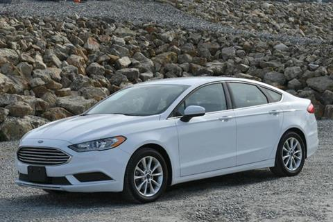 2017 Ford Fusion for sale in Naugatuck, CT