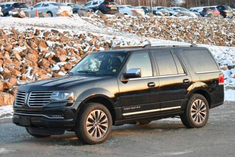 2017 Lincoln Navigator for sale in Naugatuck, CT