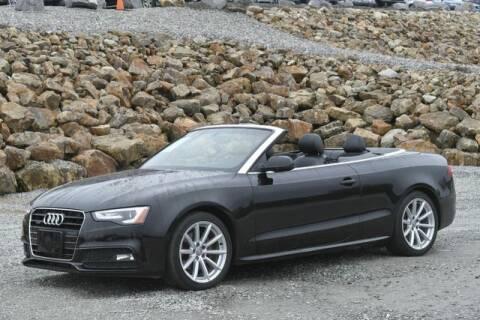 2016 Audi A5 2.0T quattro Premium for sale at A Better Wholesale Autos Inc in Naugatuck CT