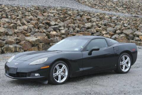 2008 Chevrolet Corvette for sale at A Better Wholesale Autos Inc in Naugatuck CT