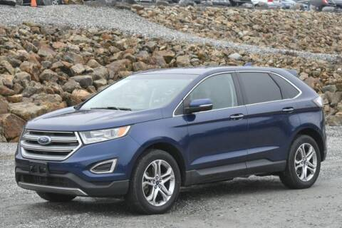 2016 Ford Edge Titanium for sale at A Better Wholesale Autos Inc in Naugatuck CT