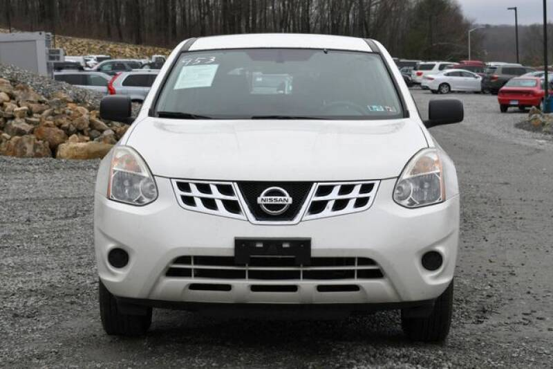 2013 Nissan Rogue S (image 8)