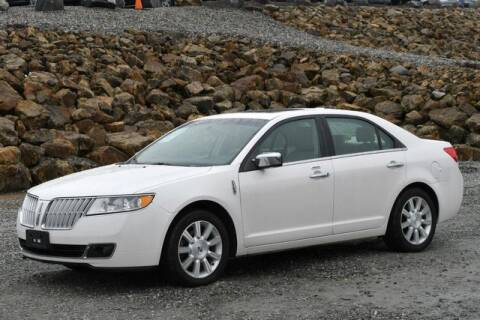 2012 Lincoln MKZ for sale at A Better Wholesale Autos Inc in Naugatuck CT