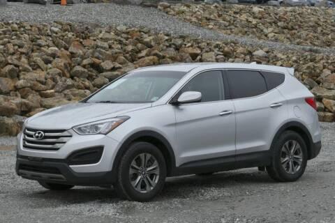 2015 Hyundai Santa Fe Sport 2.4L for sale at A Better Wholesale Autos Inc in Naugatuck CT