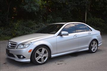 2010 Mercedes-Benz C-Class for sale in Naugatuck, CT