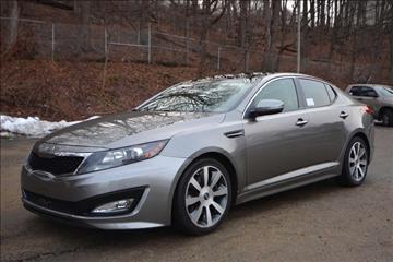 2012 Kia Optima for sale in Naugatuck, CT