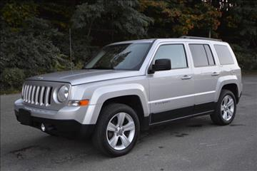 2013 Jeep Patriot for sale in Naugatuck, CT