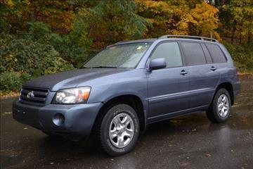 2005 Toyota Highlander for sale in Naugatuck, CT
