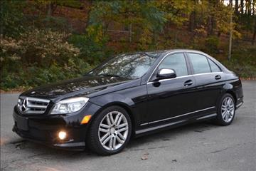 2009 Mercedes-Benz C-Class for sale in Naugatuck, CT