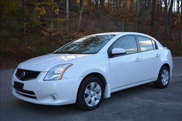 2012 Nissan Sentra for sale in Naugatuck, CT