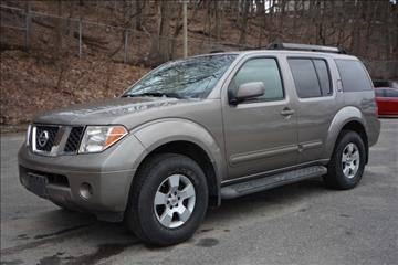 2007 Nissan Pathfinder for sale in Naugatuck, CT