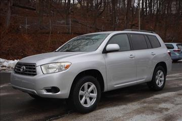 2008 Toyota Highlander for sale in Naugatuck, CT