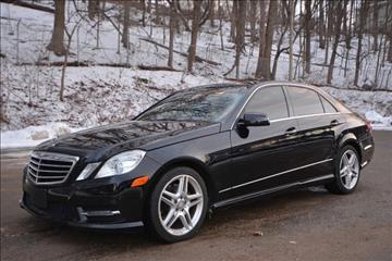 2013 Mercedes-Benz E-Class for sale in Naugatuck, CT