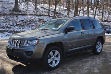 2011 Jeep Compass for sale in Naugatuck, CT