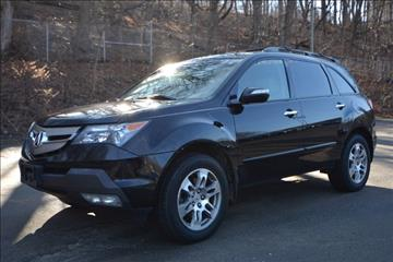2008 Acura MDX for sale in Naugatuck, CT