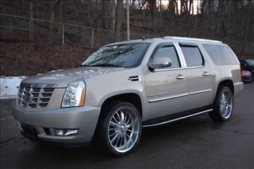 2007 Cadillac Escalade ESV for sale in Naugatuck, CT