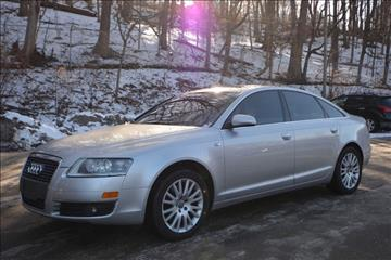 2007 Audi A6 for sale in Naugatuck, CT