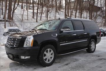 2013 Cadillac Escalade ESV for sale in Naugatuck, CT