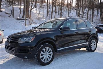 2012 Volkswagen Touareg for sale in Naugatuck, CT