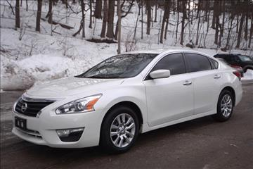 2014 Nissan Altima for sale in Naugatuck, CT